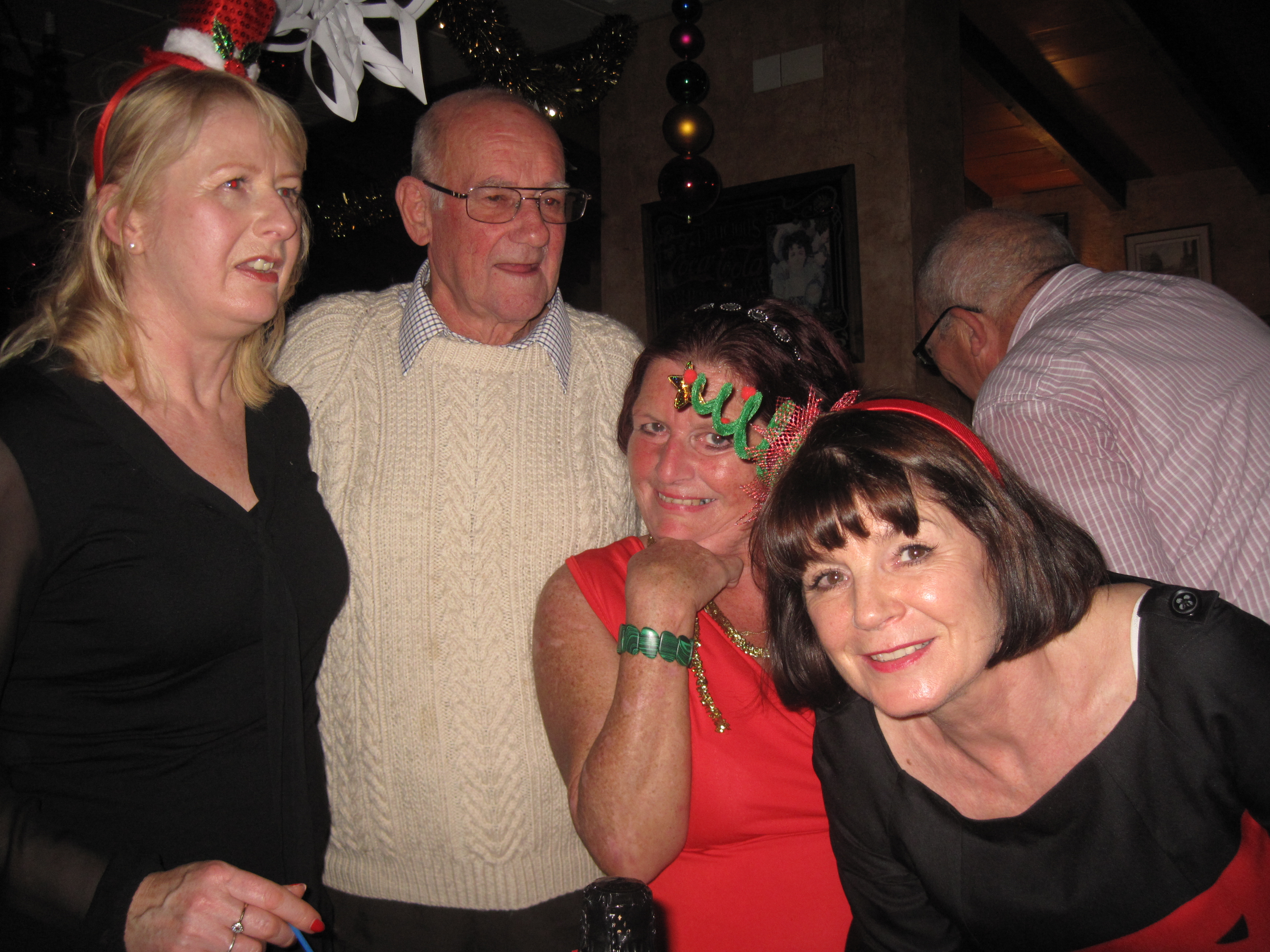 Lo Crispin Christmas party 115