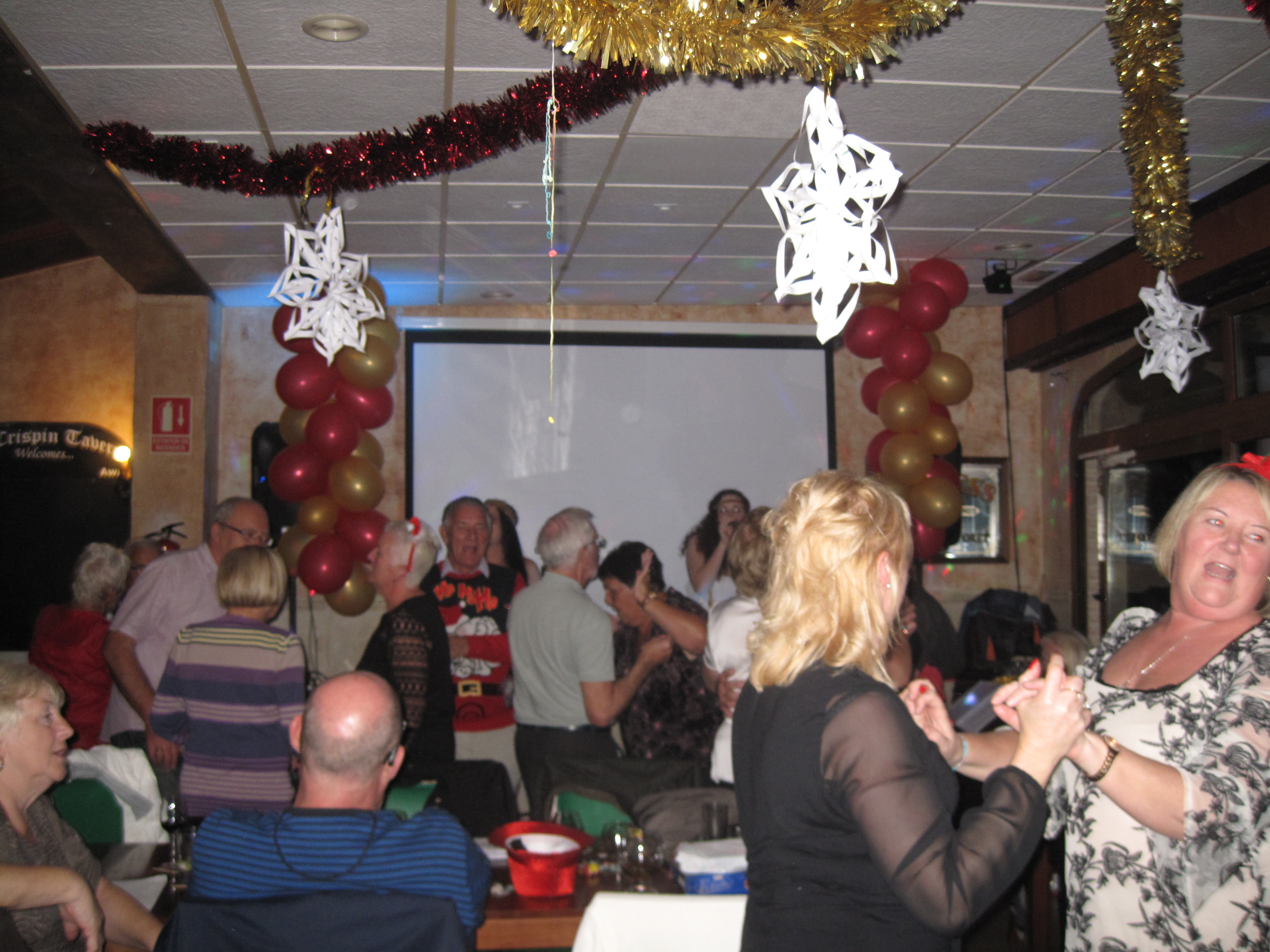 Lo Crispin Christmas party 124