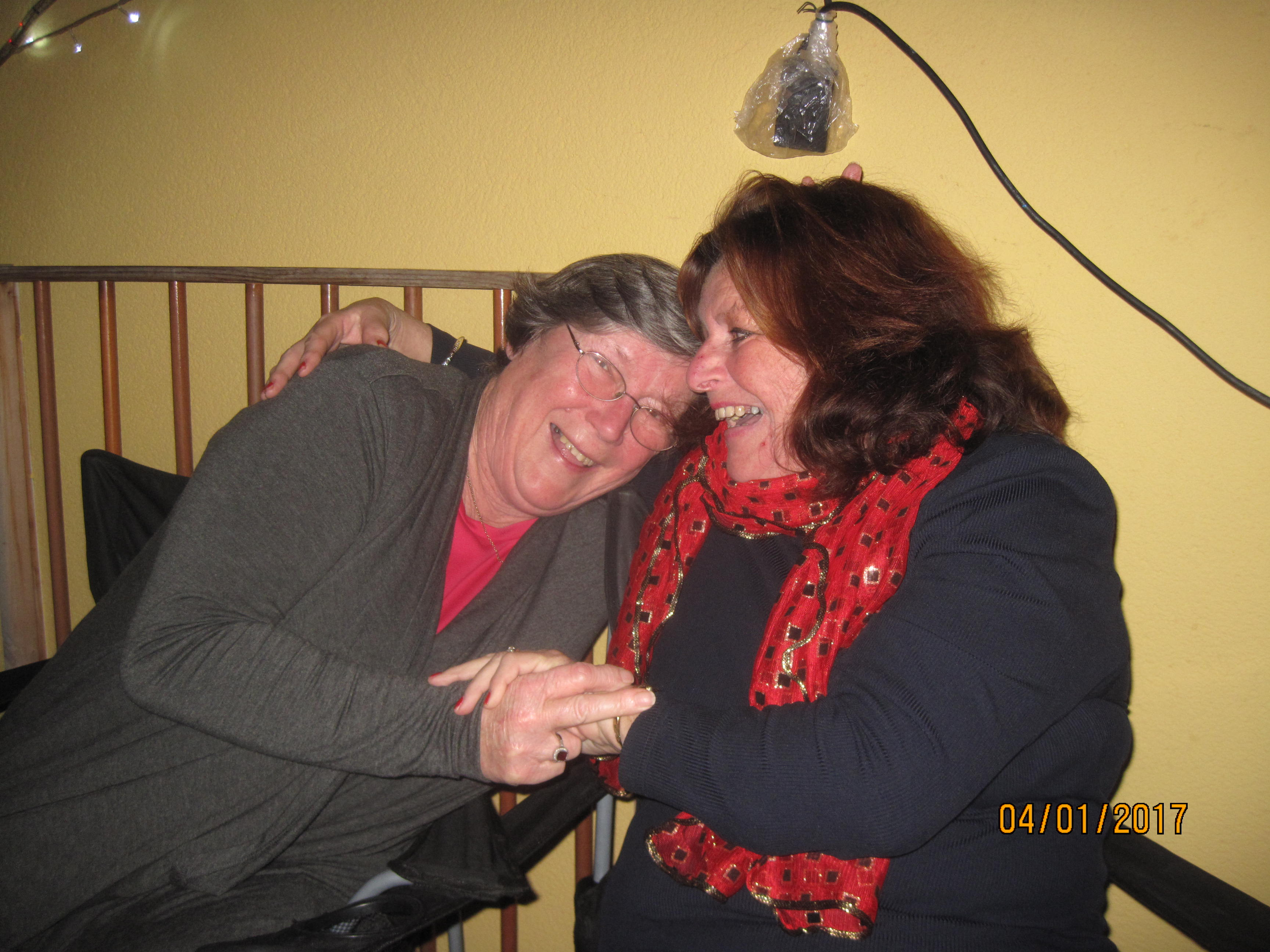 Glenys's party 012